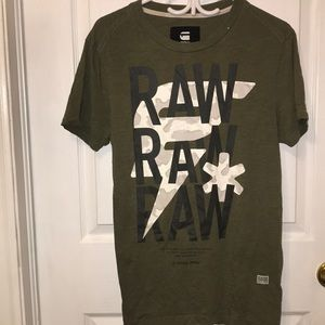 Other - RAW Men's Tee